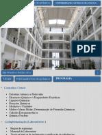 chemistry module