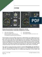Cheyenne - Pressurization System