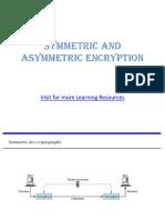 Symmetric and Asymmetric Encryption.ppt