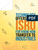 ISRO Technology Transfers