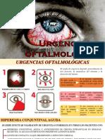 urgencias oftalmologicas