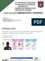 Inmunización y Sangrado de Animales-JLH