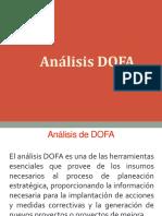 Instructivo Analisis DOFA (1)