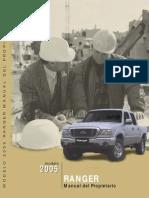 [FORD] Manual de Propietario Ford Ranger 2005