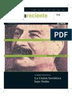 4 Historia Reciente Stalin