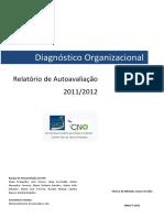 Autoavaliacao - Diagnostico Organizacional 2011-12