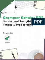 Grammer scholar
