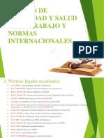 Normativas- Linea Base