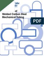Welding Carbon Steel Mech Tubing