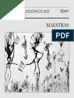Cuadernos de Picadero Nro. 35