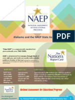 NAEP PowerPoint for Alabama SBOE June 13, 2019