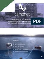 Offshore LTE connectivity