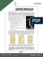 Acervos Musicales_Boletin No14