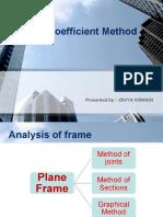 tension coefficient method