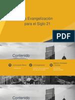 La Evangelización Del Siglo XXI - AIC