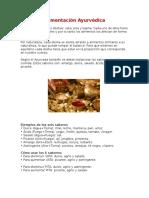 Alimentación Ayurvédica.doc