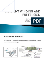 Filament Winding and Pultrusion