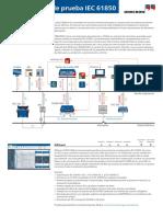 pruebas IEC61850
