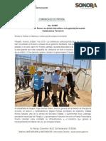 01-10-19 Acciona opera en Sonora su planta fotovoltaica más grande del mundo