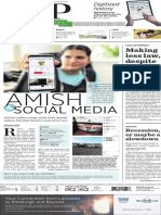 Amish and social media use - LNP A1 -- Sept. 15. 2019