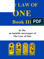 The Law of One - Book 3