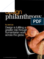 Design Philanthropy