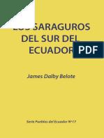 Los Saraguros Del Sur de Ecuador