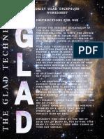 The Glad Technique Space