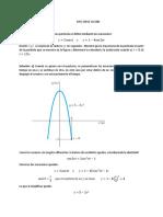 Clase 2, Mecanica Analitica 2
