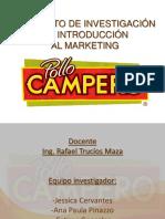 Proyecto Diapositivas Pollo Campero en Perú