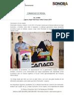 12-10-19 Inaugura Jorge Vidal Expo Venta Canaco 2019