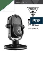 Stream Mic User Guide