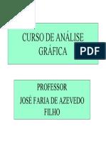 Curso de Análise Gráfica - José Faria de Azevedo Filho