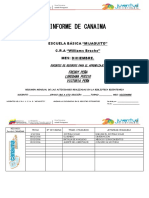 Formato Informe Canaima Diciembre 2016