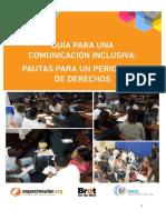 Guía para una comunicación inclusiva