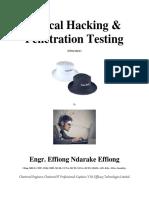 Hacking & Pen Testing V10