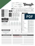 Guerreiro Nível 16 customizado para Império de Jade Tormenta-Ficha Editável.Pdf