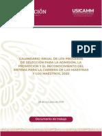 Mi planeación de clase CALENDARIO-ANUAL-PROCESOS_CARRERA_2020.pdf