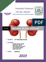 injuria renal ped