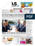 Mijas Semanal nº864 Viernes 8 de noviembre de 2019