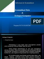 Komunikasi Data & Jaringan Komputer PAT S2