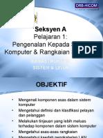 Infrastruktur Sistem & Linux