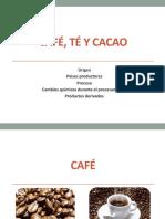 CAFE TE Y CACAO