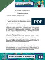 Evidencia 3 Actividad 13