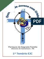 1º Temário EJC - Diocese de Garanhuns