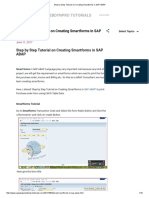 5.Step by Step Tutorial on Creating Smartforms in SAP ABAP