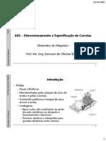A05-Correias