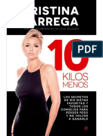 10 Kilos Menos - Cristina Tarrega