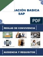 Curso Basico Navegación SAP