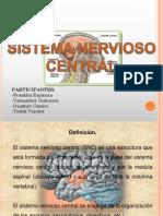 EXPOSICION del Sistema Nervioso Central